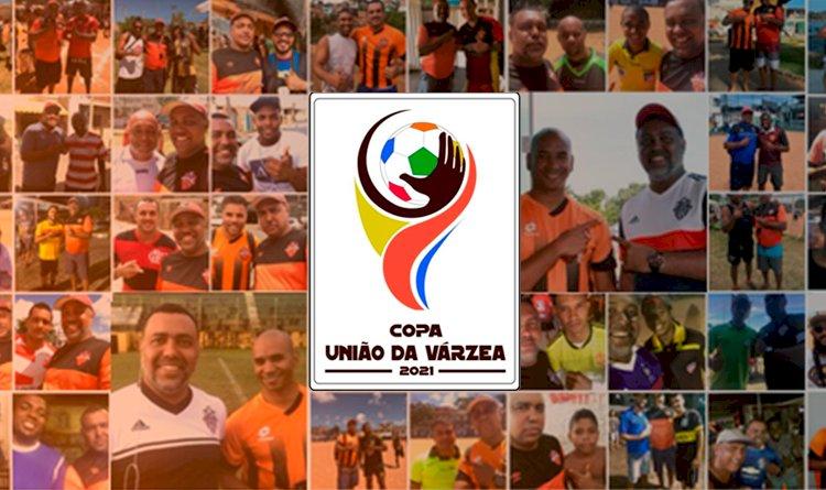 A Copa União da Várzea reunirá 24 equipes de futebol amador de Salvador, região metropolitana e ilhas.