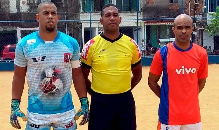 São Jorge estreia no 1º Torneio do Calebetão com vitória de 2 a 1 contra Calabetense.