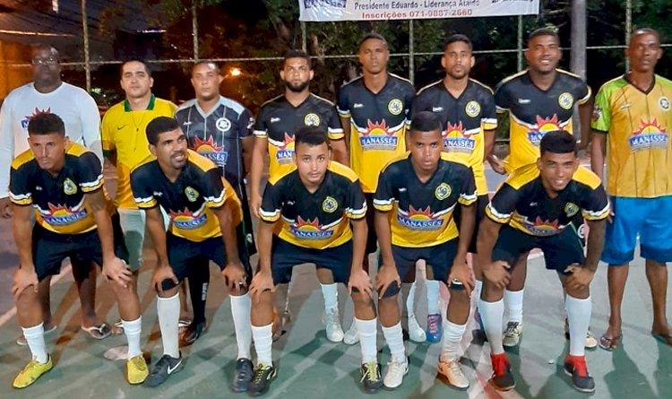 Juventude é campeão nos pênaltis do 1º Torneio de Futsal do Curralinho, na Boca do Rio.