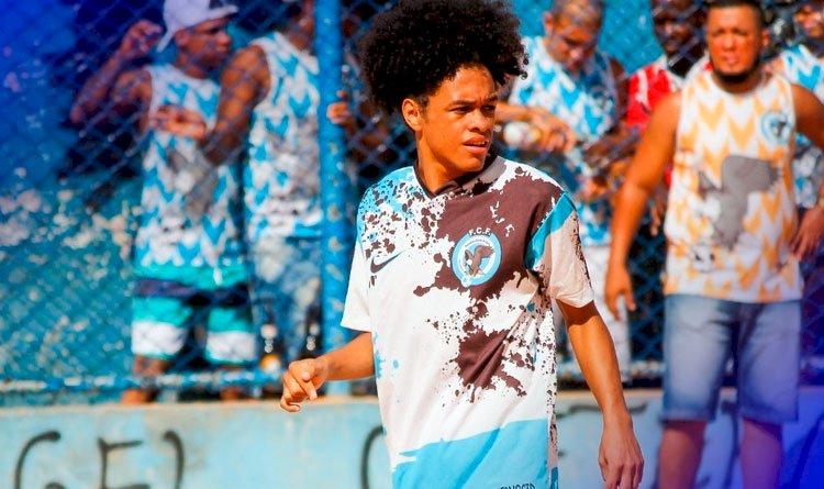 A primeira entrevista do Nagalera em 2021 é com o Patinha, ponta-esquerda de 26 anos que atua na várzea de Salvador.