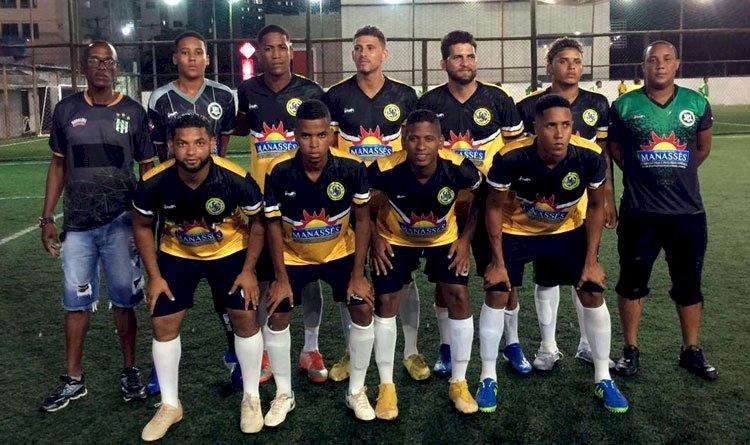 Juventude venceu mais uma e se classificou em primeiro do grupo A no Grand Prix de Futebol 7.