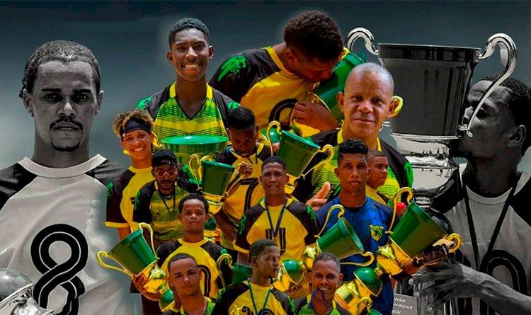 Meninos da Jamaica é campeão da III Copa Coca-Cola no bairro da Sussuarana - o MDJ venceu o La Casa por 5x2, destaque para o artilheiro Caio.