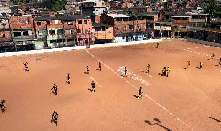 Após medidas restritivas, Campeonato de Futebol Arena Arenoso está suspenso de forma temporária.