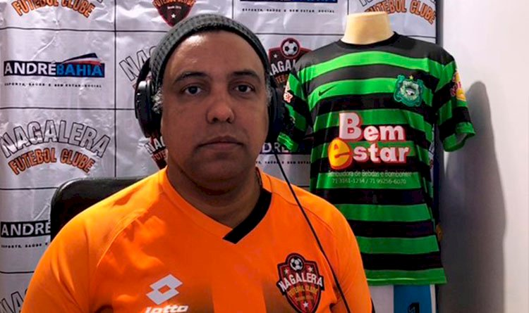 Máquina FC de Castelo Branco participou no último sábado (04) da Live do Nagalera.