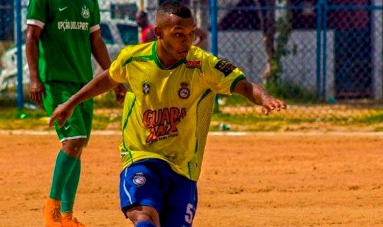 Morre Gabriel Alves jogador com passagens por Real Sussuarana e Ypiranga.