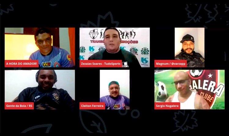 O sucesso conquistado com a Live realizada, reunindo representantes de outros quatro Estados, torna a UEFA-MS conhecida em todo o Brasil