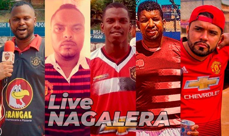 Manchester das Barreiras estará amanhã na Live do Nagalera.
