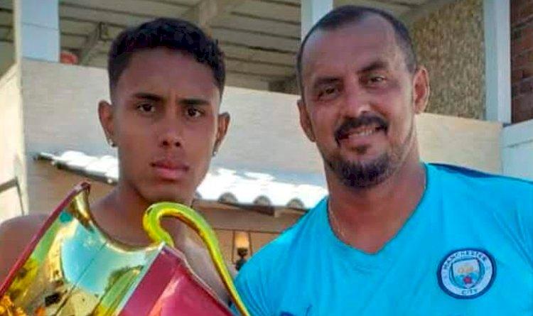 Entrevista com Júnior Paredão, goleiro veterano que ainda é cobiçado para o campeonato de novos em Salvador.