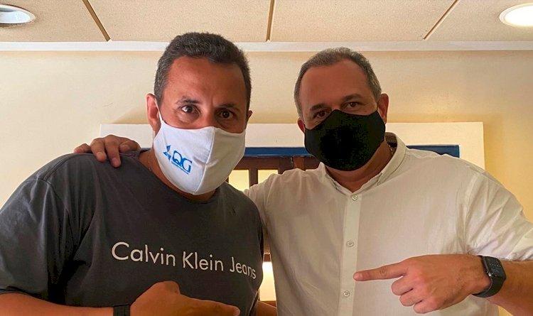 Parceria fechada - SouzaJr e Bahia Fut7 unem as forças e iniciam um projeto em Salvador.