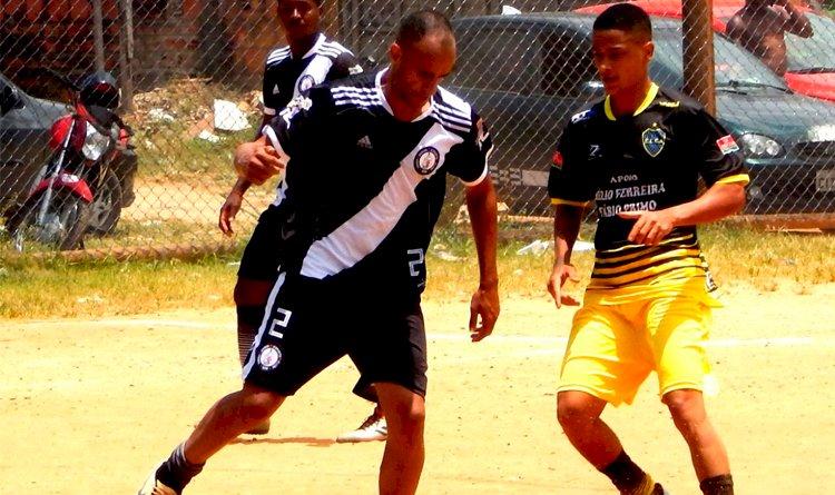 Vasco Doron realiza amistoso contra o Campo Seco, no bairro do Arenoso.