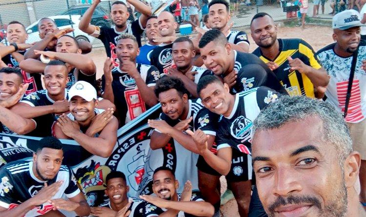 Vasco Doron é campeão do Torneio da Timbalada-Cabula com duas vitórias e um empate.