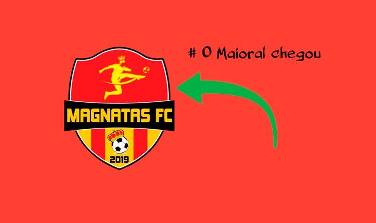 Acabou o mistério Vasco Doron agora será o Magnatas Futebol Clube.