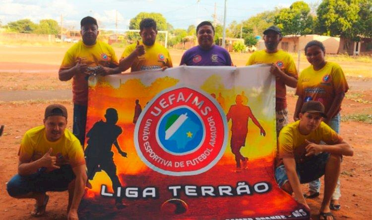 Fim de semana sem futebol em Campo Grande – MS.