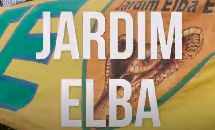 """São Paulo-SP: Minidoc """"Jardim Elba E.C - 39 Anos de Tradição"""" de 2016."""
