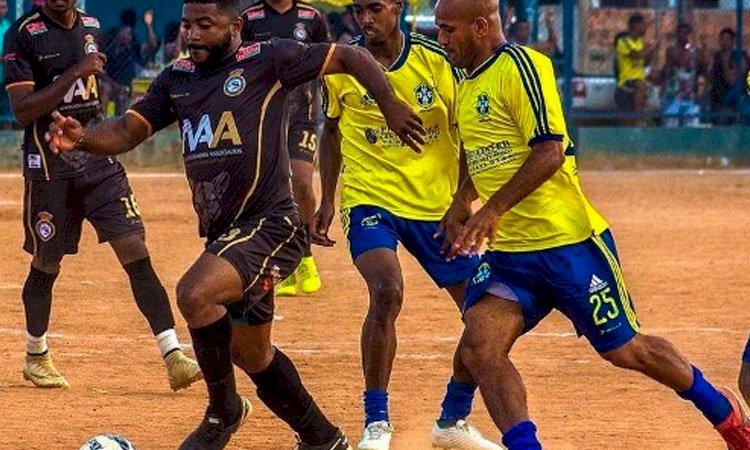 Dudú não é mais jogador do Real Sussuarana; o maestro foca agora no campeonato do Beira Lixo.